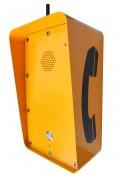 Téléphone fixe industriel étanche - Etanchéité IP 66/67   -  Réseau GSM ou analogue