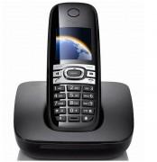 Telephone fixe sans fil - Pent contenir jusqu'à 150 contacts