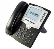 Téléphone IP filaire 6 lignes - Mains libres haute qualité