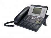 Téléphone IP gris Urban - Afficheur graphique orientable