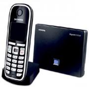 Téléphone IP Siemens DECT Gigaset C470 sans fil - DECT Gigaset C470 sans fil, couleur noir