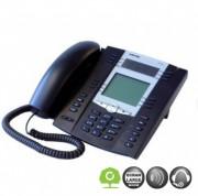 Téléphone IP/SIP Ecran LCD - Produit éco-recyclé