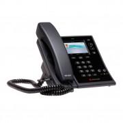 Téléphone IP/SIP HD voice - 2 ports Ethernet