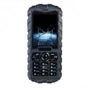 Téléphone mobile Cleyver Xtreme Noir - Téléphone ultra résistant, certifié IP68