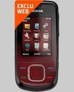 Téléphone NOKIA 3600 Slide Dark Bouygues Telecom - Pour forfaits Pro Bouygues Telecom