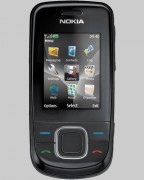 Téléphone NOKIA 3600 Slide Titane Bouygues Telecom - Pour forfaits Pro Bouygues Telecom