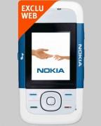 Téléphone NOKIA 5200 Bleu Exclusif Bouygues Telecom - Pour forfaits Pro Bouygues Telecom