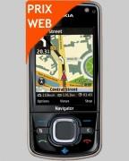 Téléphone NOKIA 6210 Navigator Noir Bouygues Telecom - Pour forfaits Pro Bouygues Telecom