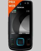 Téléphone NOKIA 6600 Slide Bleu Bouygues Telecom - Pour forfaits Pro Bouygues Telecom