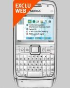 Téléphone NOKIA E71 Blanc Bouygues Telecom - Pour forfaits Pro Bouygues Telecom