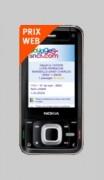 Téléphone NOKIA N81 Noir Silver Bouygues Telecom - Pour forfaits Pro Bouygues Telecom