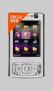 Téléphone NOKIA N95-Silver Black Bouygues Telecom - Pour forfaits Pro Bouygues Telecom