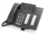 Téléphone numérique à 16 touches programmables - Eco-recylé - 16 touches programmables + LED
