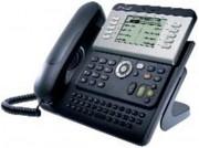 Téléphone numérique à afficheur graphique N&B - Clavier AZERTY