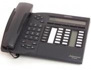 Téléphone numérique à clavier alphanumérique - 18 touches programmables