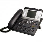 Téléphone numérique Alcatel à afficheur inclinable - Poste numérique mains libres - 10 touches directes - prise casque