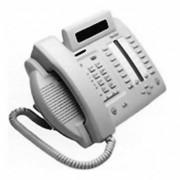 Téléphone numérique beige - Eco-recylé