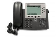 Téléphone numérique Cisco - 1 Giga ethernet