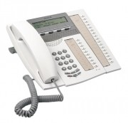 Téléphone numérique écran LCD professionnel - Touches alphanumérques orientables