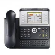 Téléphone numérique IP Alcatel - Poste numérique IP mains libres - prise casque - 10 touches directes - écran couleur