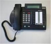 Téléphone numérique Noir - Eco-recylé - centre d'appels