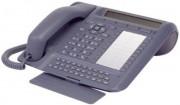 Téléphone numérique pour l'accueil - Eco-recyclé bleu anthracite - signalisation par LED