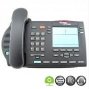 Téléphone numérique professionnel 12 lignes - Dimension (cm) : 28.6 x17.1x17.8