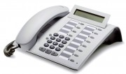 Téléphone PABX Siemens Optipoint 500 Standard Arctique - Le téléphone numérique avancé & extensible avec afficheur pour votre HiPath / Hicom