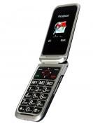 Téléphone portable pour personne âgée - Compatible appareil auditif (M4/T4)