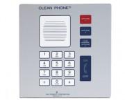 Téléphone pour salles blanches    -  Téléphone pour salles blanches VoIP montage Encastrable