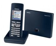 Téléphone sans fil avec répondeur intégré - Autonomie en conversation : 12 heures