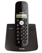 Téléphone sans fil dect Philips - Autonomie en conversation : 12 heures