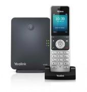 Téléphone sans fil DECT - Jusqu'à 5 comptes SIP
