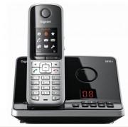Téléphone sans fil gigaset avec répondeur - Autonomie : 12h en conversation, 170h en veille