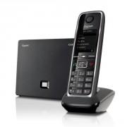 Téléphone sans fil Gigaset C530 IP - Jusqu'à 6 combinés supplémentaires