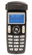 Telephone sans fil léger - Autonomie : 160h en veille - 20h en conversation - Technologie DECT / GAP