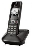 Téléphone sans fil longue portée - Ecran rétro-éclairé blanc 1.8°, 4 lignes