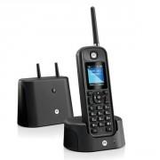 Téléphone sans fil Motorola O201 - Ultra robuste (IP67) et portée 1km
