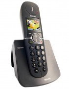 Téléphone sans fil Philips à son HD - Répertoire de 200 entrées