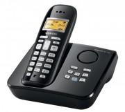 Téléphone sans fil Siemens avec répondeur numérique - Autonomie en conversation : 10 heures