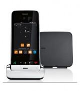 Téléphone sans fil Smart avec répondeur - Répertoire 2000 fiches contact