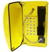 Téléphone VoIP avec porte Fonte d Aluminium  -  Téléphone VoIP avec porte Fonte d Aluminium TITANVOIP