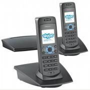 Téléphones sans fil VoIP - Autonomie en conv. / en veille : 10h / 120h