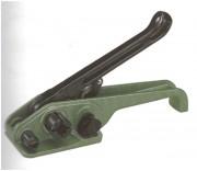 Tendeur feuillard pp et textile - Largeurs acceptées : 9 à 19mm - s'utilisent avec des boucles en métal