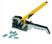 Tendeur sertisseur pour feuillard - Pour feuillard largeur (mm) : 12 - 13 ou 15 - 16