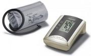 Tensiomètre électronique à bras deux utilisateurs - Plage de mesure : 30 - 300 mmHg (pression au brassard) - 40 à 200 battements/mn (pouls)