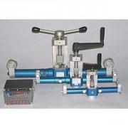 Tensiomètre grande capacité - Modèle : Numérique ou Analogique - Force (t) : 5 - 20 - 40