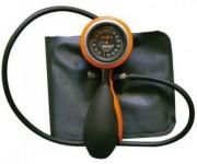 Tensiomètre manuel professionnel - Graduation de 0 à 300 mm HG - Manomètre avec grand écran