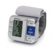 Tensiomètre poignet automatique - Mémoires : 60 mesures - Affichage des valeurs : date et heure