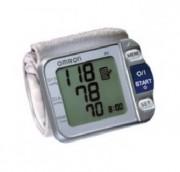 Tensiomètre poignet avec capteur de position - Fourchette de mesure : SYS / DIA : 0 - 299 mmHg - Pouls : 40 à 180 battements/mn